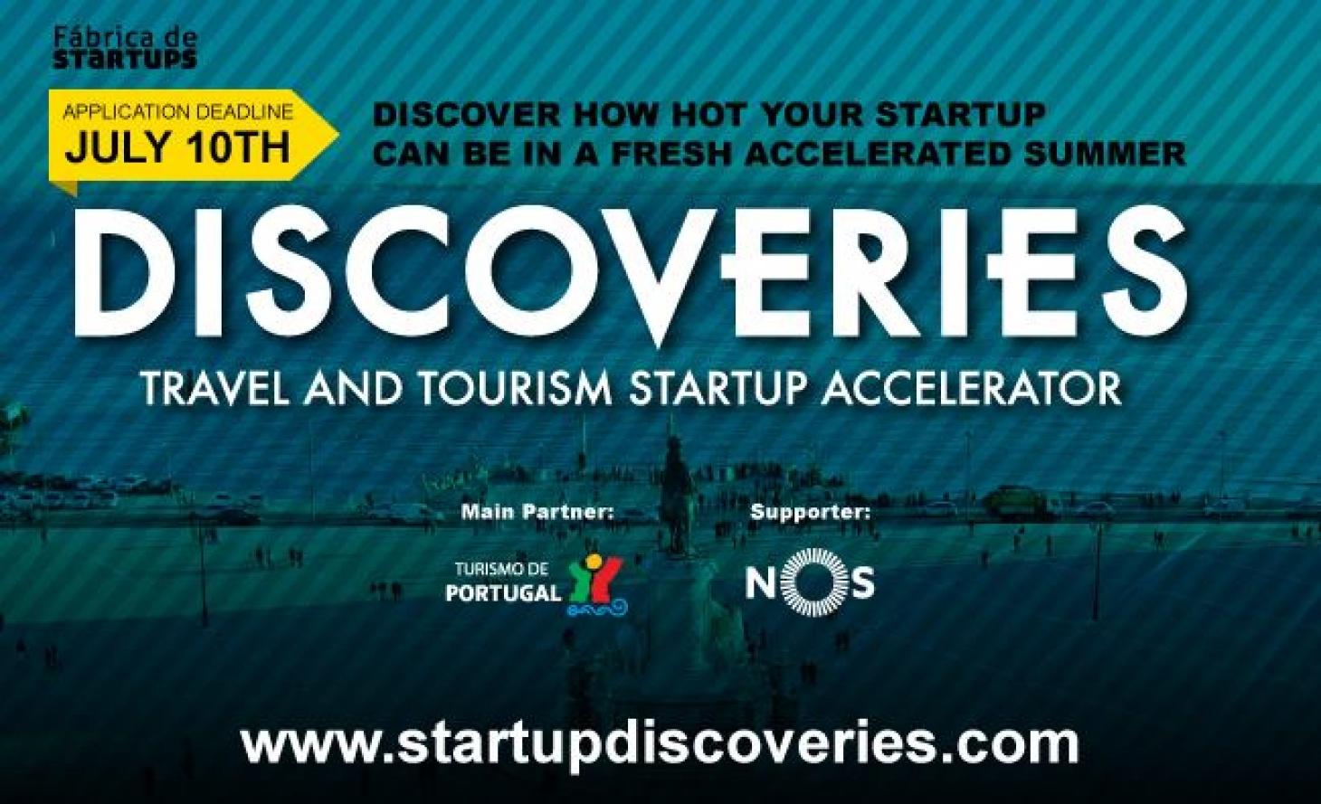 Discoveries Startup Accelerator Lisbon